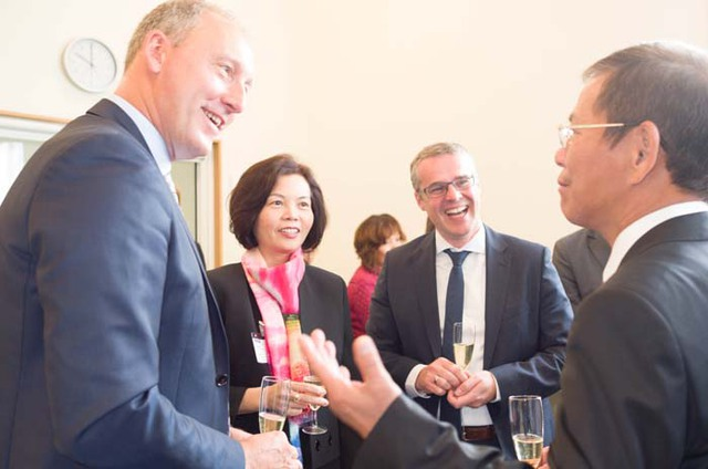 Vinamilk ký kết hợp tác chiến lược với tập đoàn dinh dưỡng hàng đầu Đan Mạch - Ảnh 5.