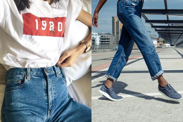 Ecco Soft 1 - Đôi sneaker cho giới trẻ mê phong cách retro - Ảnh 2.