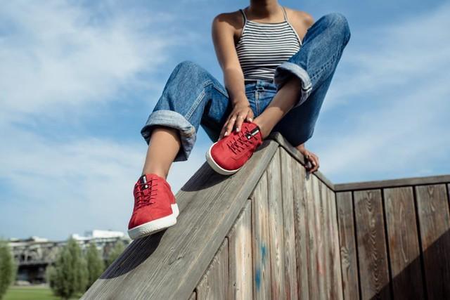 Ecco Soft 1 - Đôi sneaker cho giới trẻ mê phong cách retro - Ảnh 9.