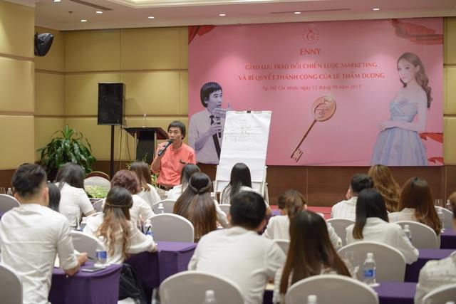Người trẻ làm kinh doanh, bí quyết để thành công với tiến sỹ Lê Thẩm Dương - Ảnh 1.