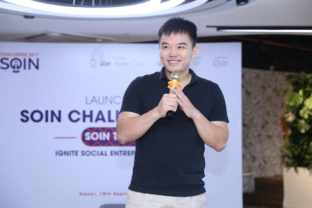 SOIN Challenge 2017 dành cho giới trẻ thích khởi nghiệp - Ảnh 1.