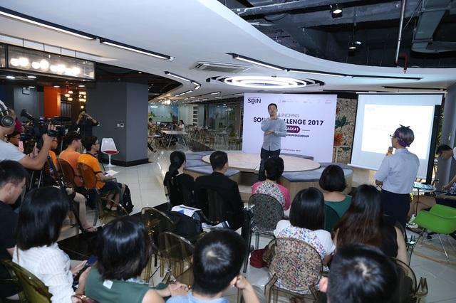 SOIN Challenge 2017 dành cho giới trẻ thích khởi nghiệp - Ảnh 2.