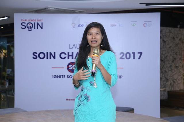 SOIN Challenge 2017 dành cho giới trẻ thích khởi nghiệp - Ảnh 4.