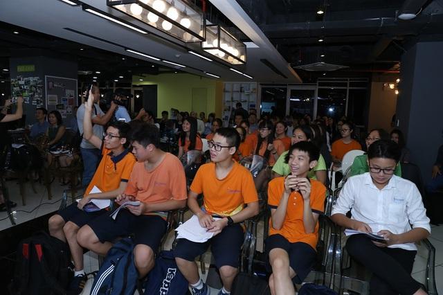SOIN Challenge 2017 dành cho giới trẻ thích khởi nghiệp - Ảnh 6.