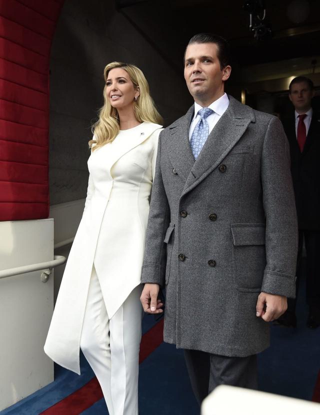 Khám phá thương hiệu thời trang yêu thích của ái nữ nhà Trump - Ảnh 3.