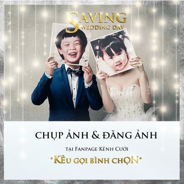 """Cặp đôi Sài thành háo hức với cuộc thi """"Thử làm cô dâu, chú rể"""" - Ảnh 2."""
