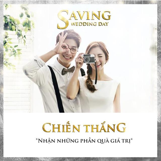 """Cặp đôi Sài thành háo hức với cuộc thi """"Thử làm cô dâu, chú rể"""" - Ảnh 3."""