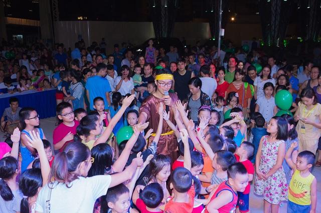 Tưng bừng lễ hội Trung thu tại TNR Goldmark City - Ảnh 9.