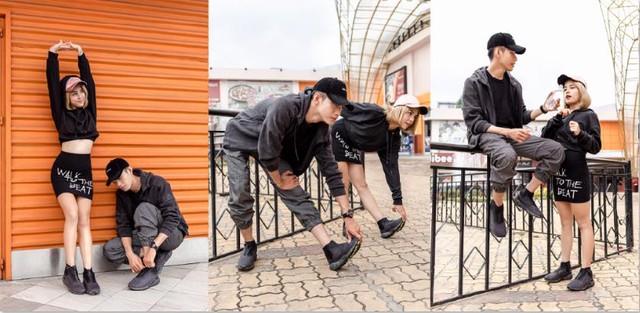 Theo chân cặp đôi Quang Đăng – Thái Trinh một ngày cuối tuần - Ảnh 1.
