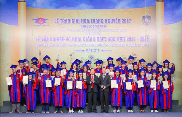 Đại học Tân Tạo tôn vinh tri thức trẻ Việt Nam - Ảnh 1.