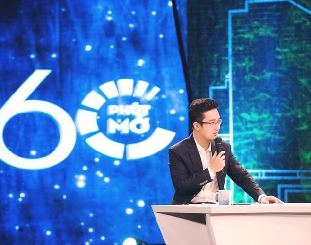 MC Dương Sơn Lâm – Người thắp lửa cho những chương trình sinh viên - Ảnh 1.