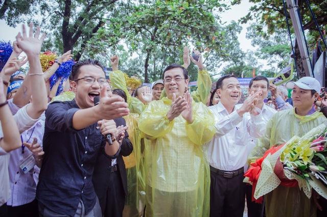 MC Dương Sơn Lâm – Người thắp lửa cho những chương trình sinh viên - Ảnh 2.
