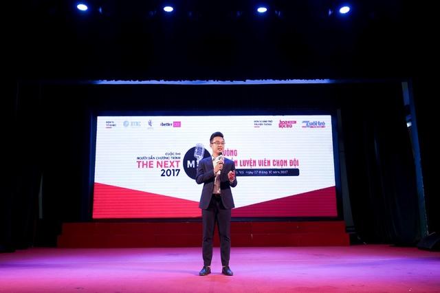 MC Dương Sơn Lâm – Người thắp lửa cho những chương trình sinh viên - Ảnh 4.