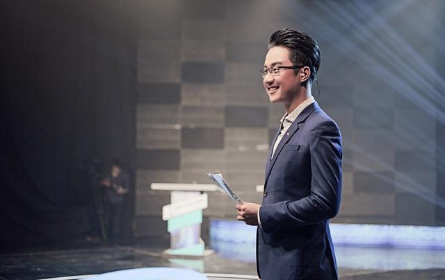 MC Dương Sơn Lâm – Người thắp lửa cho những chương trình sinh viên - Ảnh 5.