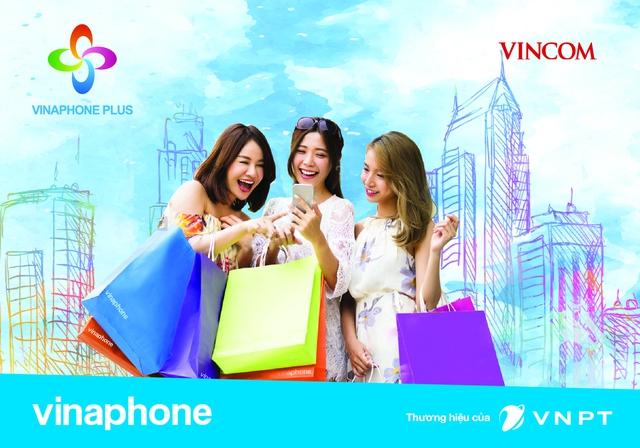Hãy đến Times City để nhận nhiều quà tặng hấp dẫn từ VinaPhone - Ảnh 1.