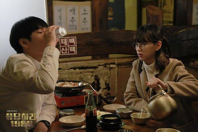 Không nghi ngờ gì nữa, đây là đồ uống hot nhất trên các phim Hàn - Ảnh 1.