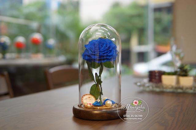 Hoa hồng vĩnh cửu - Món quà từ nghệ thuật ướp hoa tươi của xứ sở hoa anh đào - Ảnh 3.