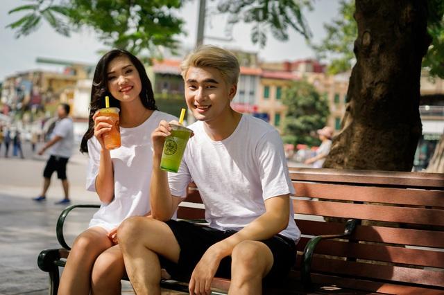 Vì sao dân ghiền trà nhất định phải check in tại TocoToco Sài Đồng (Hà Nội)? - Ảnh 3.