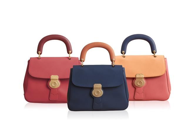 Túi DK88 của Burberry - Nét đẹp cổ điển đến từ nước Anh - Ảnh 1.