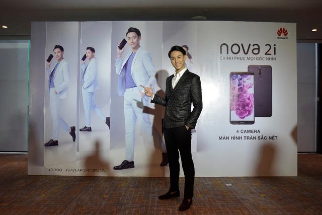 Đặt hàng Huawei nova 2i tại Thế giới Di động, nhận bộ quà tặng siêu chất - Ảnh 5.