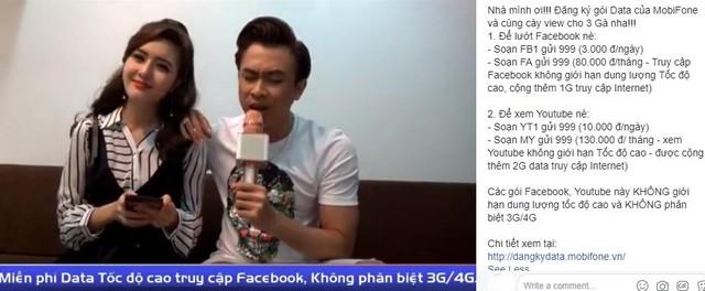 """Livestream: """"Chiêu trò"""" hút fan mới của giới showbiz Việt - Ảnh 3."""