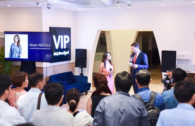 Những bất ngờ ở sự kiện ra mắt khoá học tiếng Anh dành cho VIP - Ảnh 1.
