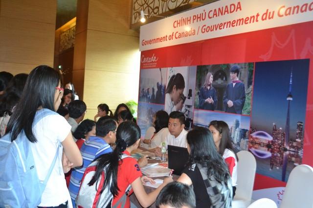 Du học Canada – Lựa chọn hàng đầu để đạt đến thành công - Ảnh 1.
