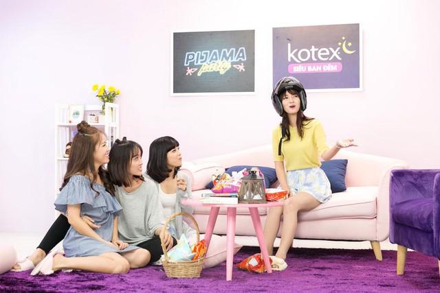 """Hoàng Yến Chibi, Jang Mi khoe giọng hát live trong """"Pijama Party"""" - Ảnh 3."""