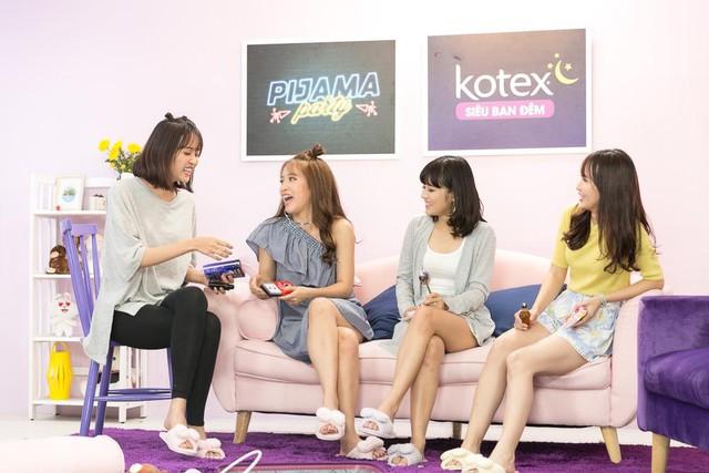 """Hoàng Yến Chibi, Jang Mi khoe giọng hát live trong """"Pijama Party"""" - Ảnh 4."""