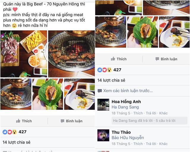 """Không thể tin được: """"Ăn 500gram tặng ngay 500.000VNĐ"""" tại chuỗi nhà hàng Bò nướng tảng Mr.Bigbeef - Ảnh 11."""