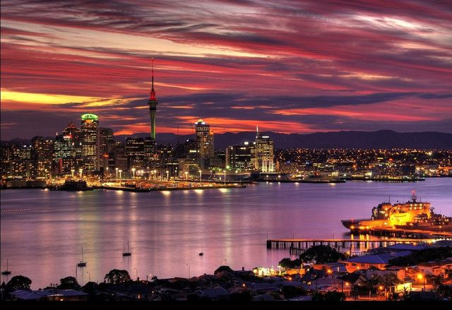 Ngất ngây với những cảnh sắc tại thiên đường trên mặt đất – New Zealand - Ảnh 1.