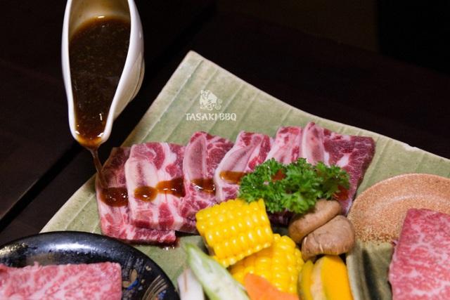 Trải nghiệm ẩm thực nướng than hoa Nhật Bản bên người phụ nữ thân yêu nhân ngày 20/10 - Ảnh 3.
