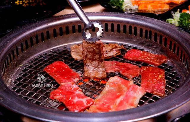 Trải nghiệm ẩm thực nướng than hoa Nhật Bản bên người phụ nữ thân yêu nhân ngày 20/10 - Ảnh 4.