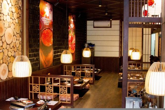 Trải nghiệm ẩm thực nướng than hoa Nhật Bản bên người phụ nữ thân yêu nhân ngày 20/10 - Ảnh 5.