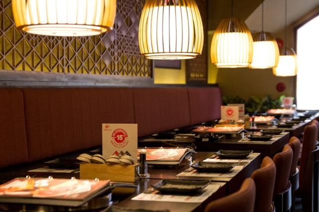 Trải nghiệm ẩm thực nướng than hoa Nhật Bản bên người phụ nữ thân yêu nhân ngày 20/10 - Ảnh 6.