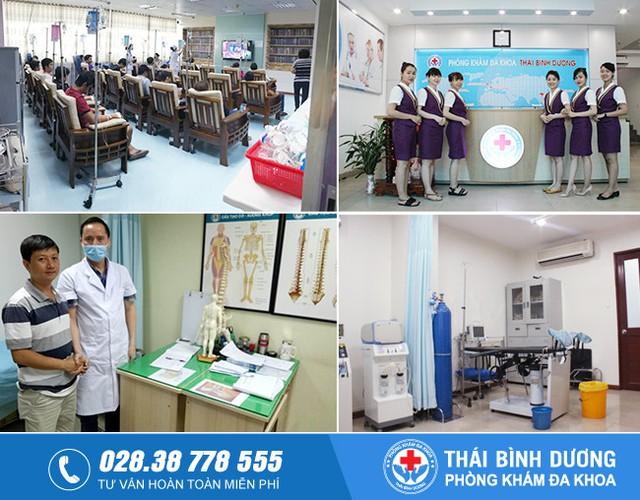 Phòng khám đa khoa Thái Bình Dương – Chất lượng luôn đi đầu trong công tác khám chữa bệnh - Ảnh 1.