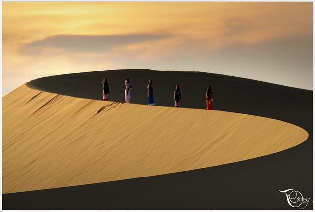 """Lạc lối ở """"tiểu sa mạc"""", vẫy vùng ở vịnh biển giấu mình tại Ninh Thuận - Ảnh 10."""