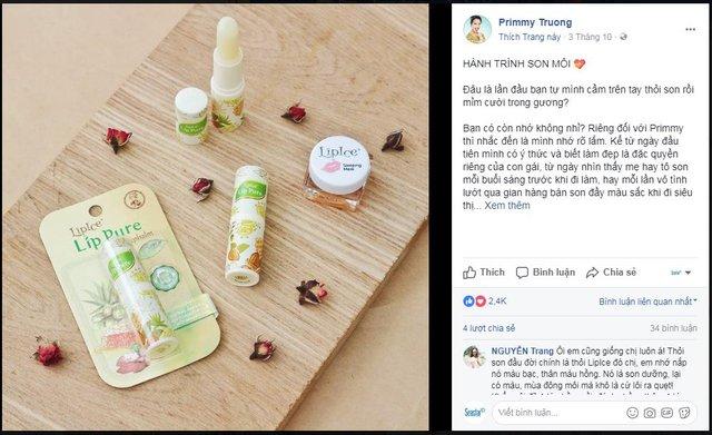 Bí quyết của các Beauty Blogger giúp môi tránh bị khô và thâm - Ảnh 1.
