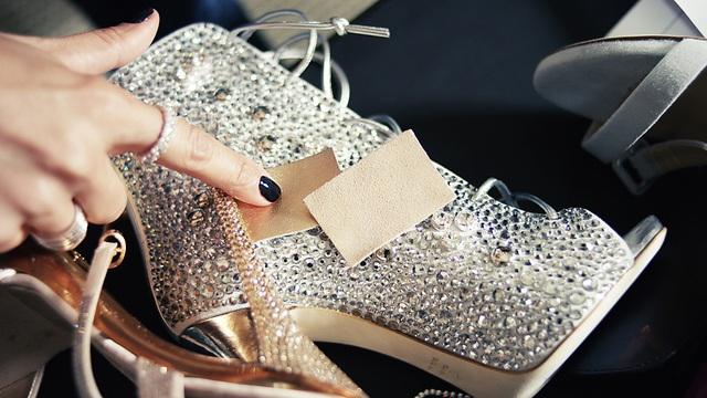 Câu chuyện ẩn chứa trong những đôi giày Giuseppe Zanotti - Ảnh 1.
