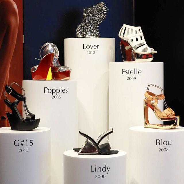 Câu chuyện ẩn chứa trong những đôi giày Giuseppe Zanotti - Ảnh 5.