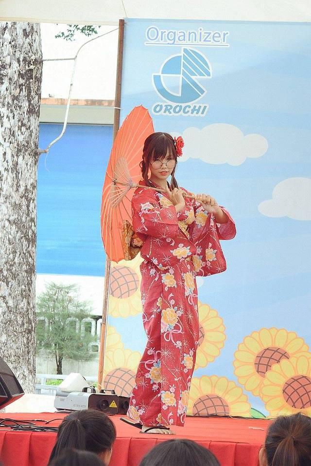 Náo nhiệt Lễ hội ẩm thực, du lịch và văn hóa Nhật Bản - Japan Festival 2017 - Ảnh 8.