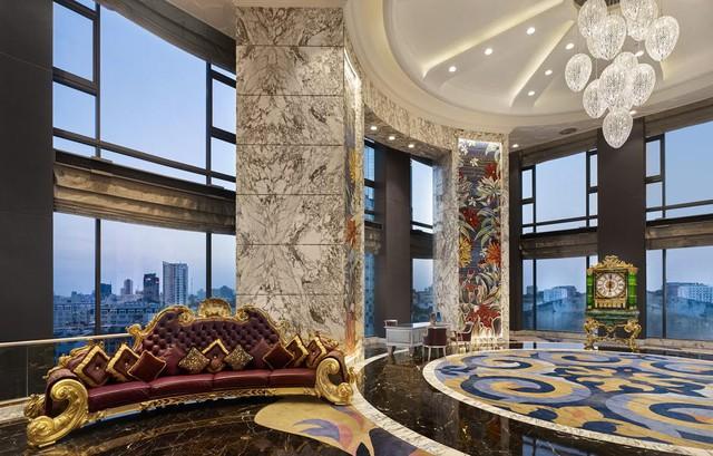 Bên trong khách sạn 6 sao Việt Nam lọt top 4 thế giới - Ảnh 3.