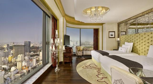 Bên trong khách sạn 6 sao Việt Nam lọt top 4 thế giới - Ảnh 4.