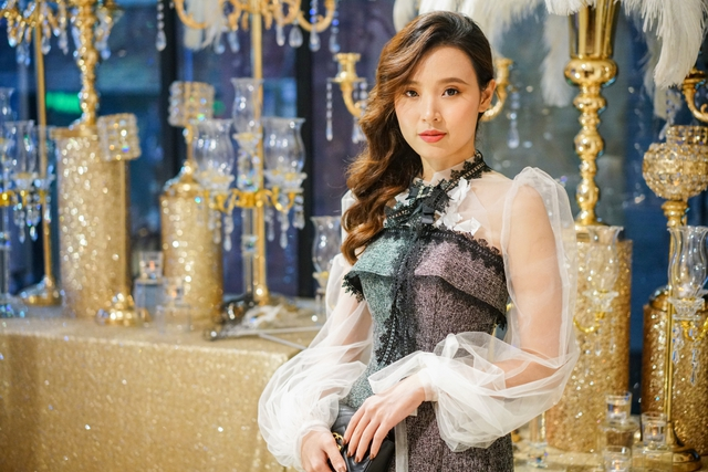 Hồ Ngọc Hà, Kim Lý và dàn sao Việt đọ sắc trong sự kiện - Ảnh 10.