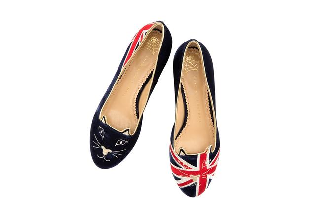 """""""Đôi giày mèo"""" khiến các sao thế giới phát cuồng - Ảnh 6."""