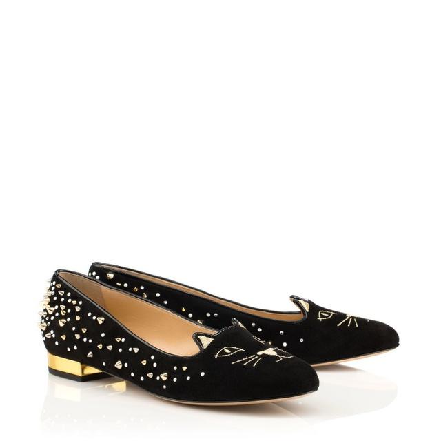"""""""Đôi giày mèo"""" khiến các sao thế giới phát cuồng - Ảnh 7."""