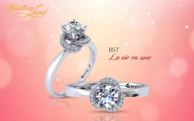 Đi tìm chiếc nhẫn đính hôn làm say lòng mọi cô gái - Ảnh 2.
