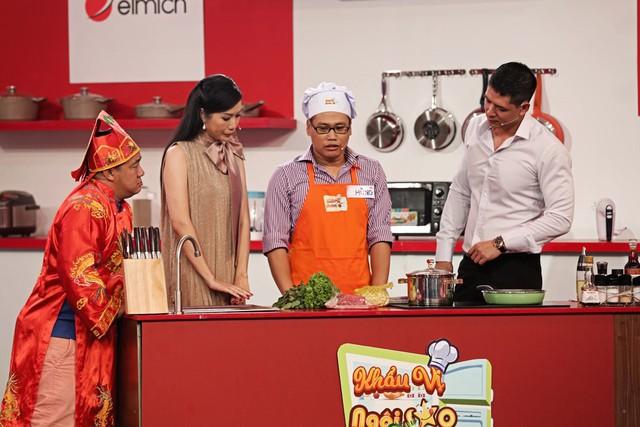 Diễn viên Trịnh Kim Chi: Tôi gốc Hà Nội, lớn lên ở TP.HCM nhưng rất thích ăn món Huế - Ảnh 1.