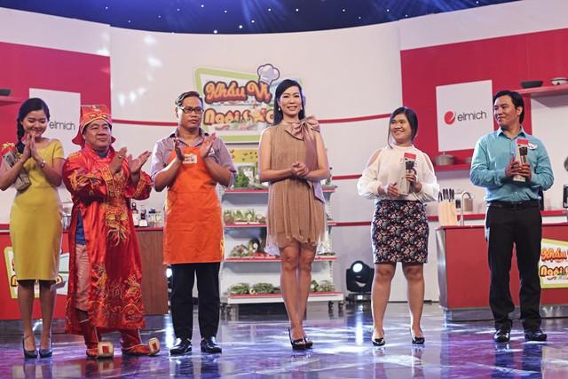 Diễn viên Trịnh Kim Chi: Tôi gốc Hà Nội, lớn lên ở TP.HCM nhưng rất thích ăn món Huế - Ảnh 2.