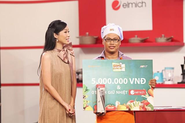 Diễn viên Trịnh Kim Chi: Tôi gốc Hà Nội, lớn lên ở TP.HCM nhưng rất thích ăn món Huế - Ảnh 3.